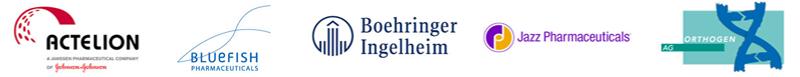 Presented by Actelion, Bluefish Pharmaceuticals, Boehringer Ingelheim, Jazz Pharmaceuticals, and Orthogen